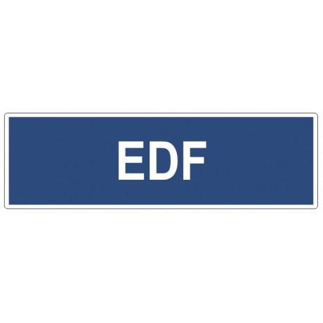 Autocollant EDF