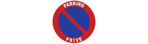Sticker Parking